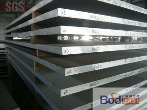 Aluminum Marine Alloy Plate 5083 5051 5052 Plate, Sheet, Aluminium Electronic Board pictures & photos