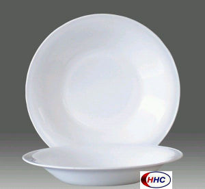 Opal Glassware Soup Plate