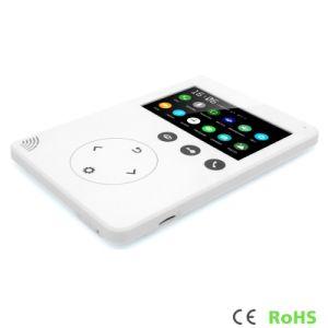 Memory 4.3 Inches Home Security Doorbell Video Doorphone Intercom pictures & photos