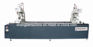 PVC Window Two Head Welding Machine of Window Machine (SHZ2-120X3500)