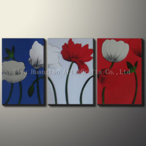 Painting-Leather Painting-Flower Style (HTLP-863)