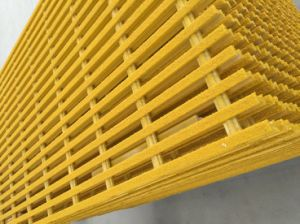 FRP Pultruded Grating, FRP Project Pictures pictures & photos