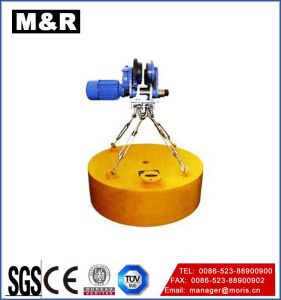 Circular Electro-Permanent Lifting Magnet for Round Cables pictures & photos