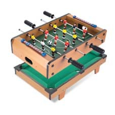Billiard and Soccer Table Game (MH88954)