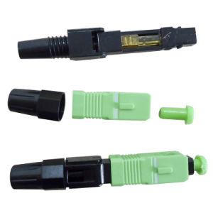 APC Fiber Optic Connector