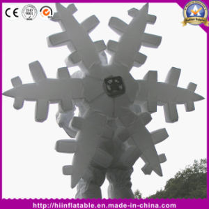Wonderful Night Party Amazing Inflatable Stilts Performance Snowflake Costumes pictures & photos