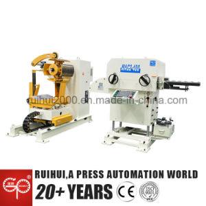 Coil Sheet Automatic Feeder with Straightener for Press Line in The Major Automotive OEM pictures & photos