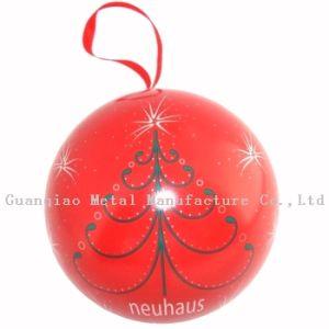 Ball Tin Box (GQ1313)