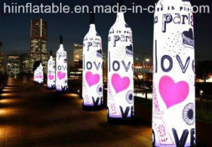 Hot Selling Advertising Inflatable Column pictures & photos