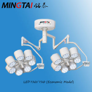 2013 Plum Blossom Remote Controlled OEM LED Operating Lights LED720/720 with CE ISO pictures & photos