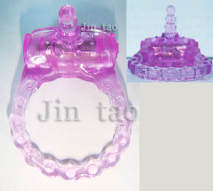 Vibrating Ring,Replaceable,,Sex Product