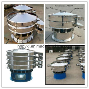 Cassava Chip/Sunflower Seed/Peanut Rotary Vibrating Sieve Machine (XZS) pictures & photos