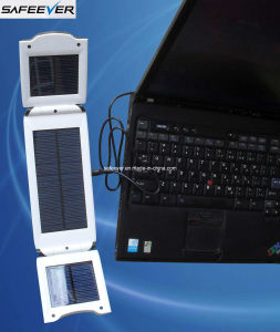 12000mAh Solar Panel Battery Charger for Laptop Mobile MP3/4 GPS (SA006)