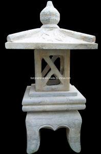 Imitation Antique Stone Lantern (LT-3) pictures & photos