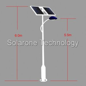 6m Height Pole Solar Street Lighting (SSLD30) pictures & photos