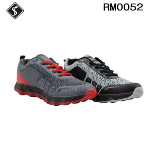 Hot Sell Men Fashion Casual Sports Running Shoes pictures & photos