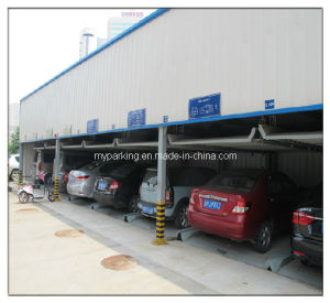 Lift Sliding Parking Equipment with Rain Awning
