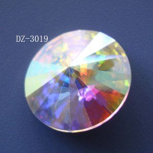 Colorful Ab Satellite Crystal Stone (3019) pictures & photos