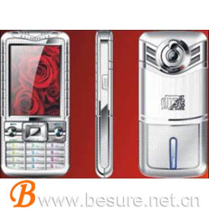 Dual Cards Dual Standby, Fm Radio, Bluetooth2.0, Mobile QQ, E-book, 3D Dual Speakers, Music Marpuee Mobile Phone
