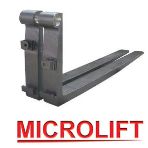 Forklift Pallet Forks (Forged, Roll Bar and Pin type) pictures & photos
