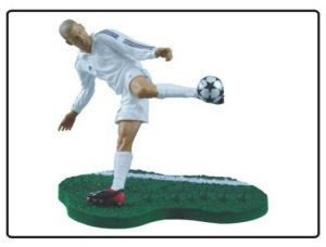 Plastic Toys/Plastic Figures/Foot Ball PVC Figures (OEM/ODM89568)