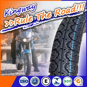 90/90-18 Nylon Motorcycle Tire for Road and Cross-Country