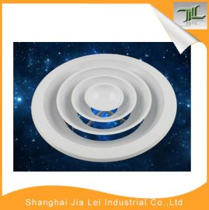 HVAC Round Diffuser for Air Duct Ventilation