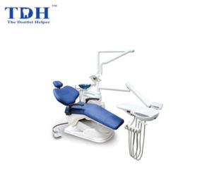 Dental Equipment Controlled Integral Dental Chair Unit Thd-Dcu08 pictures & photos