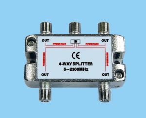 4-Way Splitter (G431A)
