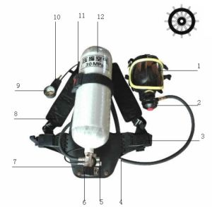 Self Contained Air Breathing Apparatus (RHZKF6.8/30)