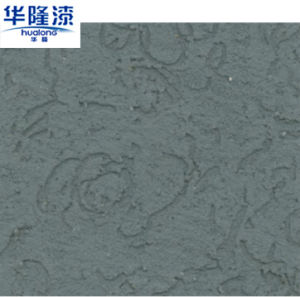 Hualong High Solid Content Beautiful Grain Flexible Texture Coating pictures & photos