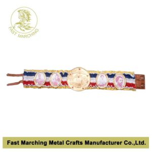 Custom Boxing Belt with Topy Quality