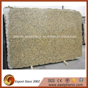 Good Quality Venetian Gold Granite Concrete Slab pictures & photos
