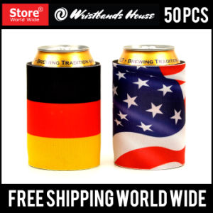 Neoprene Full Color Non Collapsible Can Koozie pictures & photos