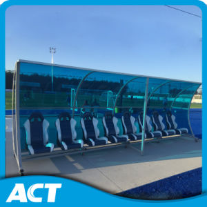VIP Soccer Player Seats/ Substitute Bench Portable for Sale pictures & photos