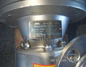 Stainless Steel Mayonnaise Inline Homogenizer Pump (ACE-RHB-B6) pictures & photos