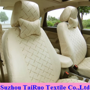 Jacquard Micro Suede for Car Seat Fabric pictures & photos