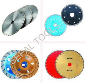 Hard Granite Fast Cutting 450mm Diamond Circular Saw Blades pictures & photos