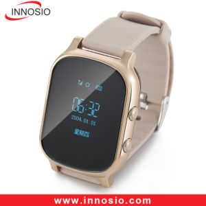 Security Guard Kids GPS Tracker Smartwatch with GPS/WiFi/Lbs Location pictures & photos
