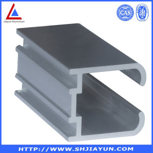 6063-T5 Aluminum Track Channel by China Manufacturer pictures & photos