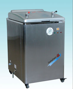 Stainless Steel Vertical Pressure Steam Sterilizer - (YM50B/YM75B) for Sale pictures & photos