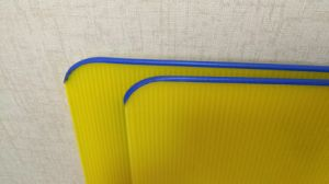 PP or PE Corrugated Plastic Sheet pictures & photos