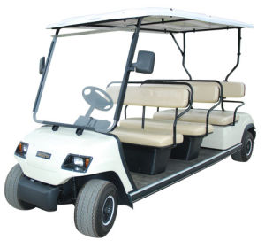 Wholesale 8 Seater Electric Golf Car pictures & photos