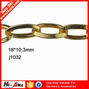 SGS Proved Products Top Quality Metal Chain Trim pictures & photos