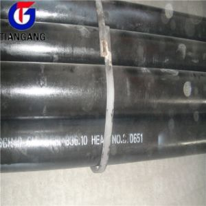 ASTM A179 Seamless Steel Pipe pictures & photos