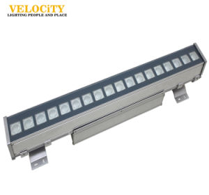 Outdoor High Power RGB LED Wall Washer Bar Light for Facade Lighting pictures & photos