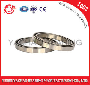 Gcr15 Chrome Steel Deep Groove Ball Bearing (61800 ZZ RS OPEN) pictures & photos