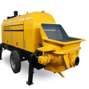 Trailer Mounted Electric Concrete Pumps (UGTS-60) pictures & photos