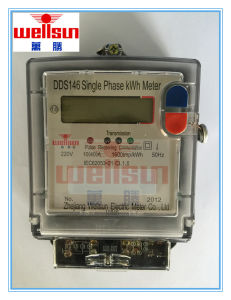 Single Phase Electronic Kwh Meters pictures & photos