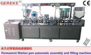 Permanent Marker Pen Automatic Assembly and Filling Machine pictures & photos
